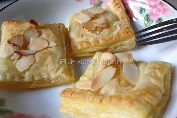 酸甜酥皮苹果派的做法