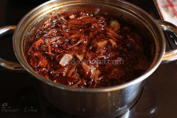 猪油油葱的做法