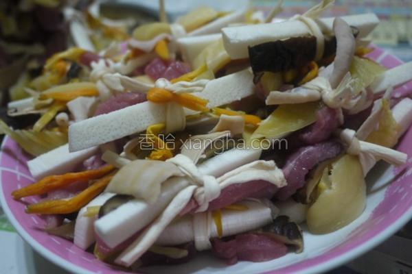 满汉酸菜汤的做法