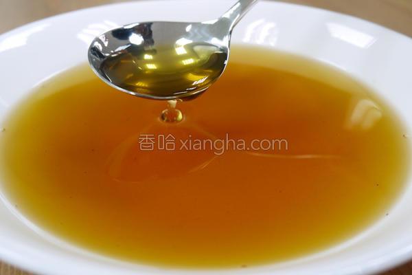 炼蟹油的做法