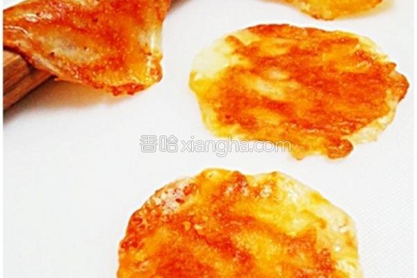 双色起司乳酪饼的做法