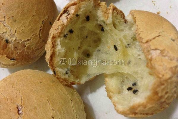 QQ韩国面包的做法