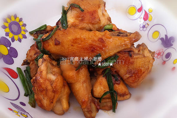 麻油煎鸡的做法