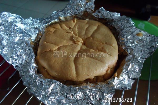 松饼蛋糕的做法