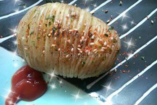 马铃薯切切切的做法
