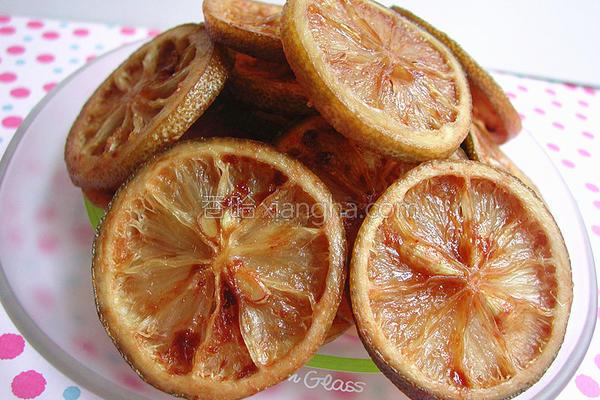 自制甘草柠檬的做法