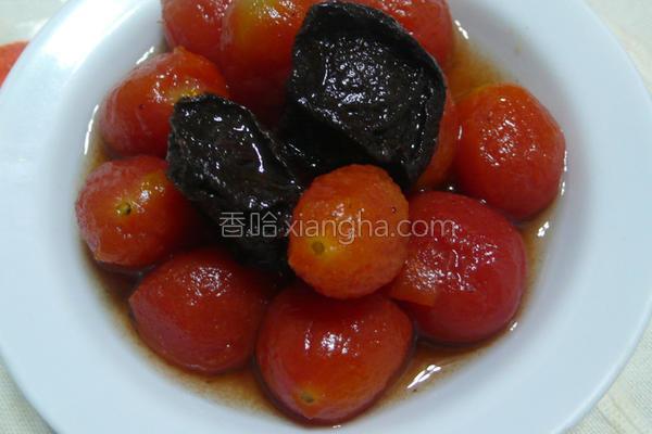 冰酿小番茄的做法