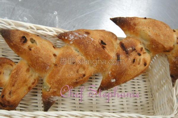 法国洋葱面包的做法