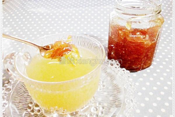 橘香金枣果酱的做法