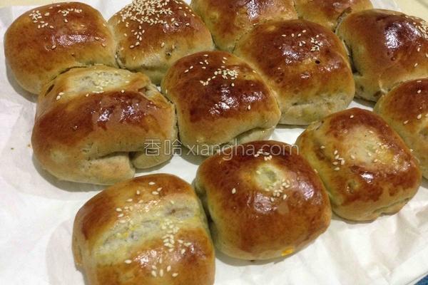 马铃薯面包的做法