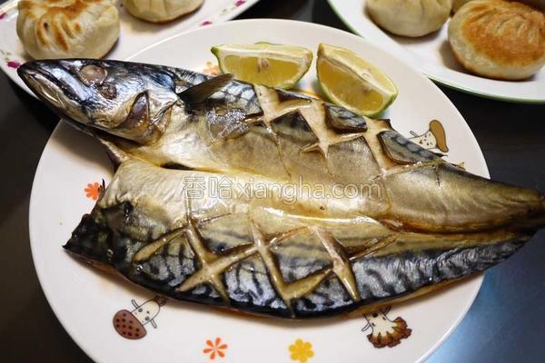 柠檬鲭鱼的做法