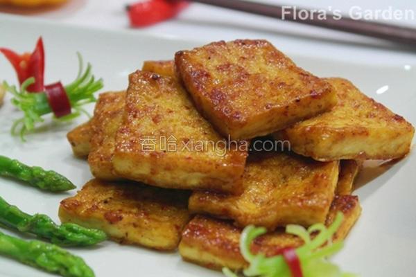 腐乳汁豆腐的做法