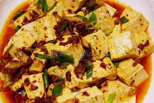 厚生厨房麻婆豆腐的做法