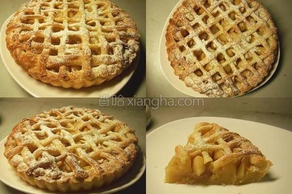 美式苹果派的做法