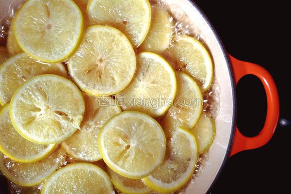 糖渍柳橙的做法