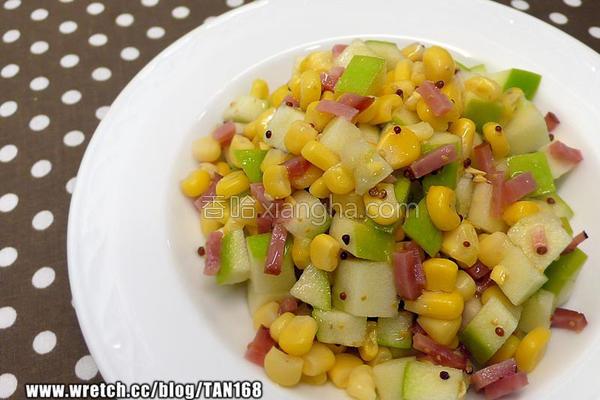 水果沙拉5的做法
