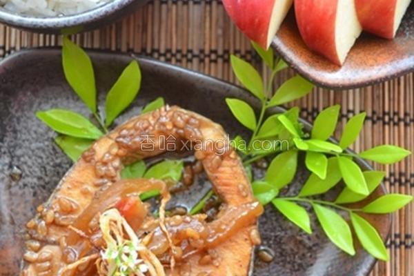 酱瓜煮烟虎鱼的做法