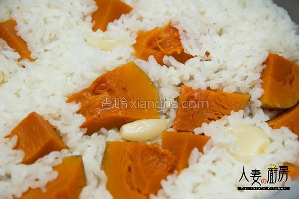 白米饭的做法