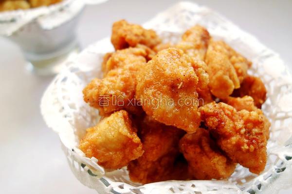 腐乳盐酥鸡的做法