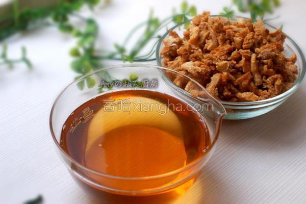 自制香猪油的做法
