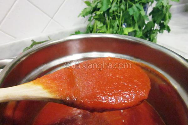 意式基础番茄酱汁的做法