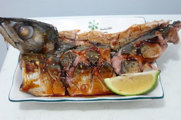 烤鲭鱼的做法