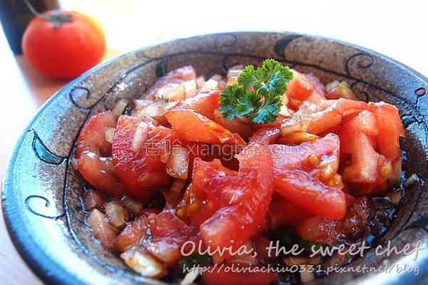 意大利番茄沙拉的做法
