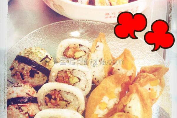 豆皮寿司的做法