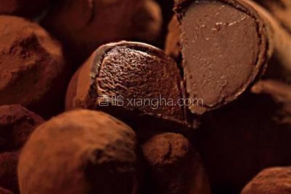 巧克力初阶的做法