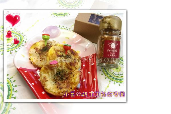 香煎洋芋起司饼的做法