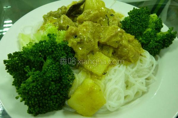马来西亚咖哩的做法