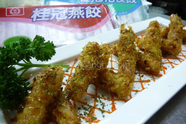 虾饺章鱼烧的做法