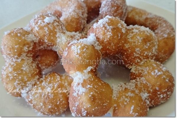 QQ马铃薯甜甜圈的做法