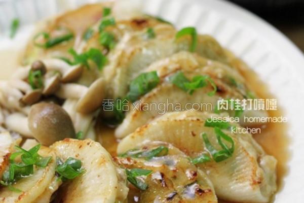 萝卜伪饺子的做法