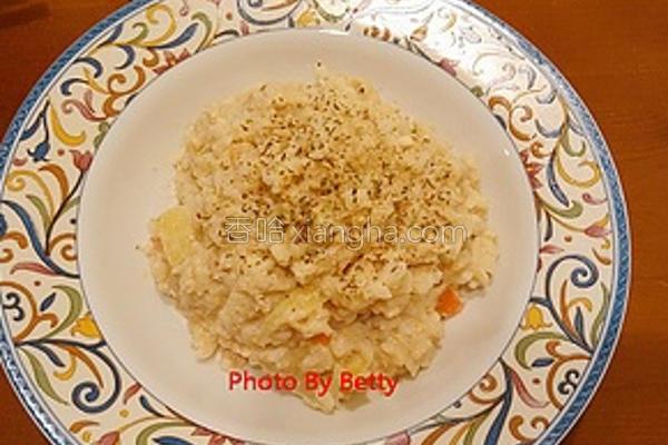 白酱炖饭的做法
