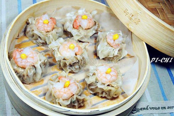 鲜虾烧的做法