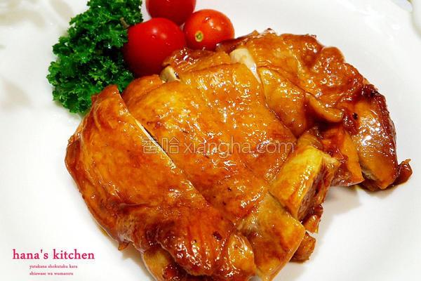 日式紫苏梅鸡肉煮的做法
