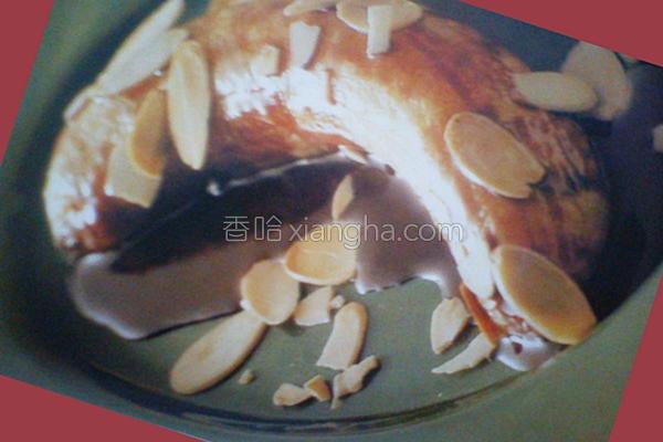 烤奶油香蕉的做法
