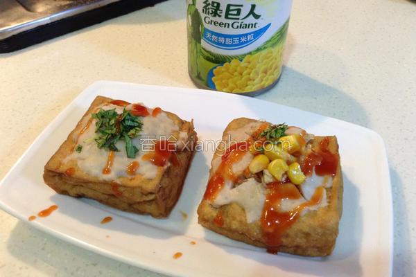 淡水油豆腐的做法