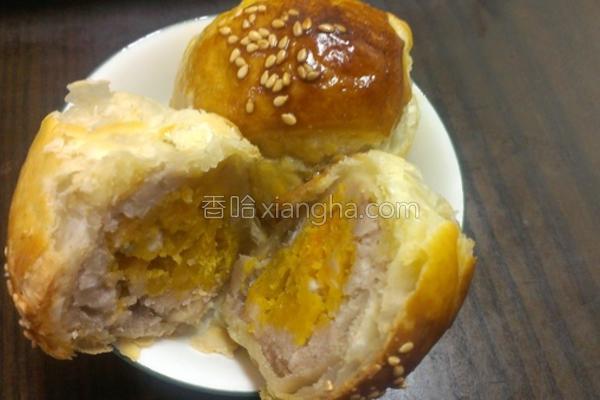 芋头番薯酥饼的做法