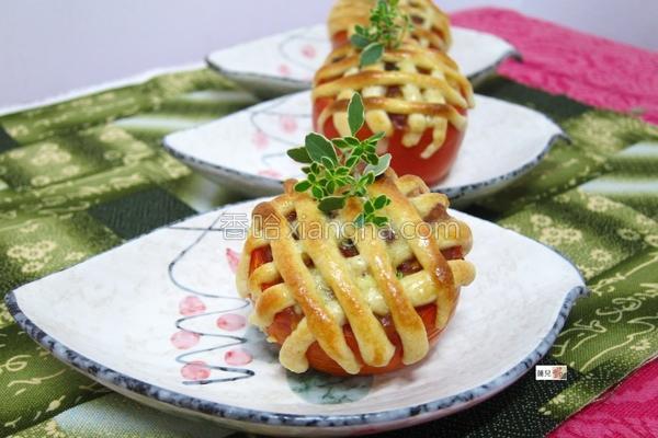 番茄咖哩派的做法