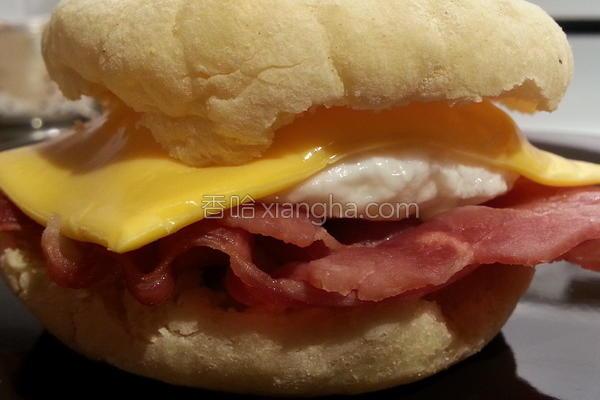 麦当劳早餐的做法