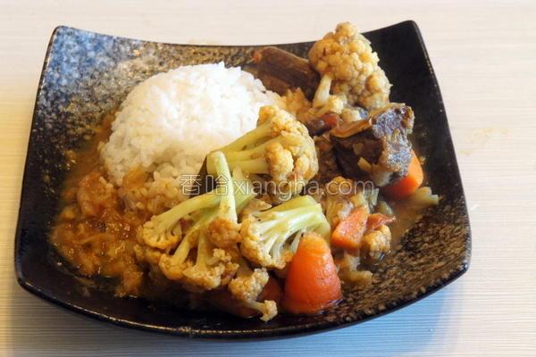 印尼咖哩的做法