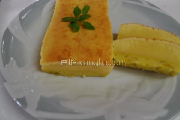 地瓜布丁蛋糕的做法