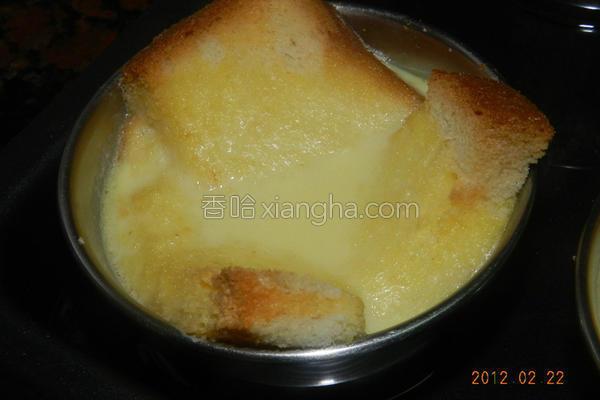 面包布丁的做法