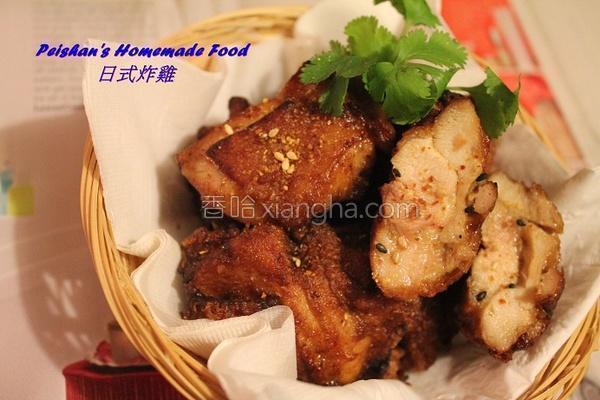 日式唐扬炸鸡的做法