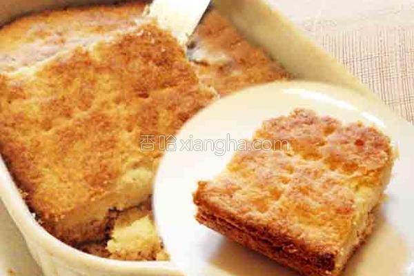 厚生厨房奶油酥饼的做法