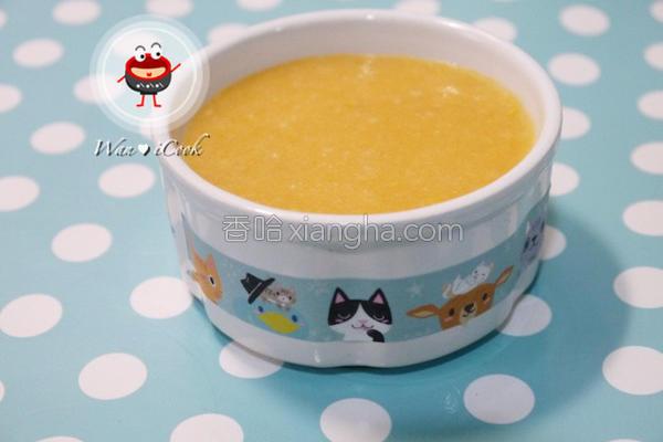 红萝卜洋葱糙米粥的做法