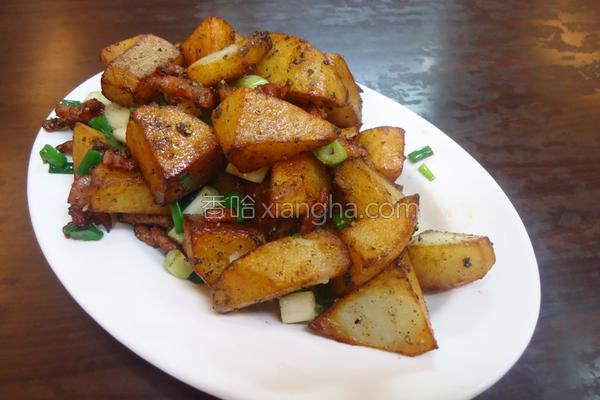 培根马铃薯的做法