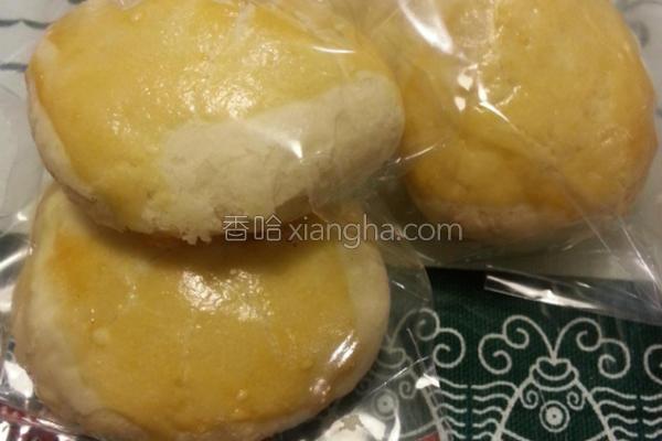 奶香酥饼的做法